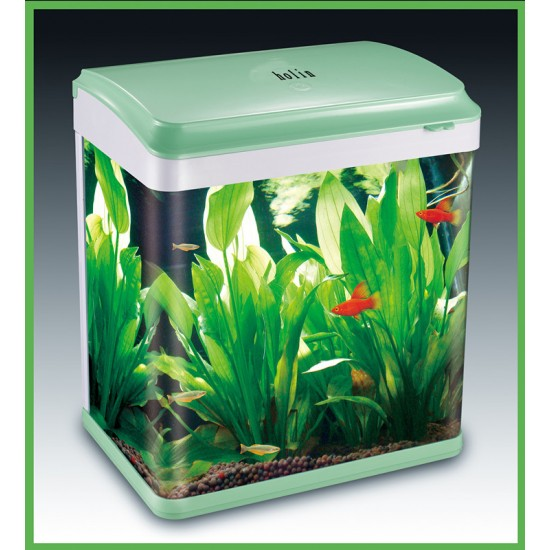حوض سمك صغير بدون قاعده