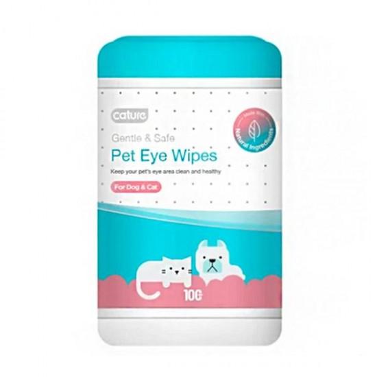 مناديل مبلل لتنظيف منطقة العين