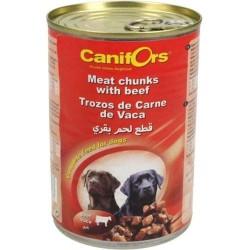 كانيفورس معلبات كلاب اللحم بلحم البقر