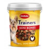 سانال مكافات لتدريب الكلاب بالدجاج