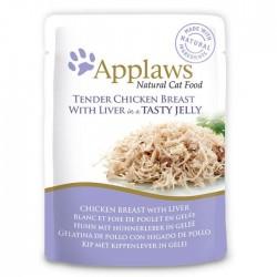 ابلاوز بطعم الدجاج مع كبد الدجاج